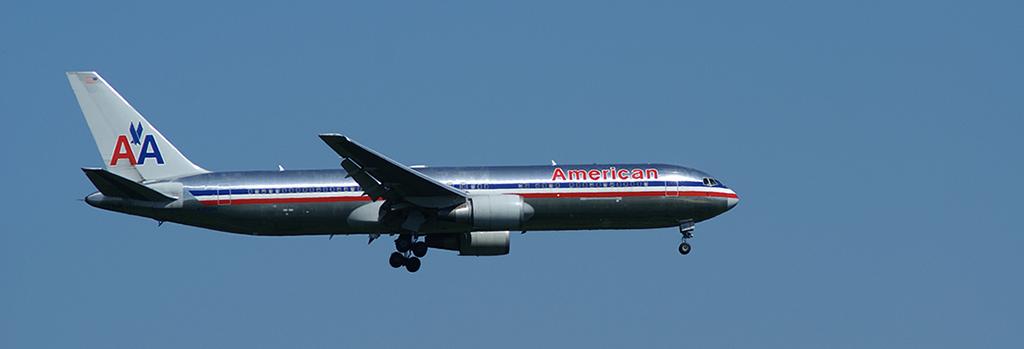 AA Boeing 767